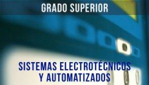 Banner ciclo superior en Sistemas Electrotécnicos y automatizados