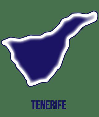 Silueta de la imagen de Tenerife